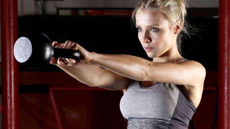 Fit Fast: 9 Fitness Training to Change Your Body by Burning Fat