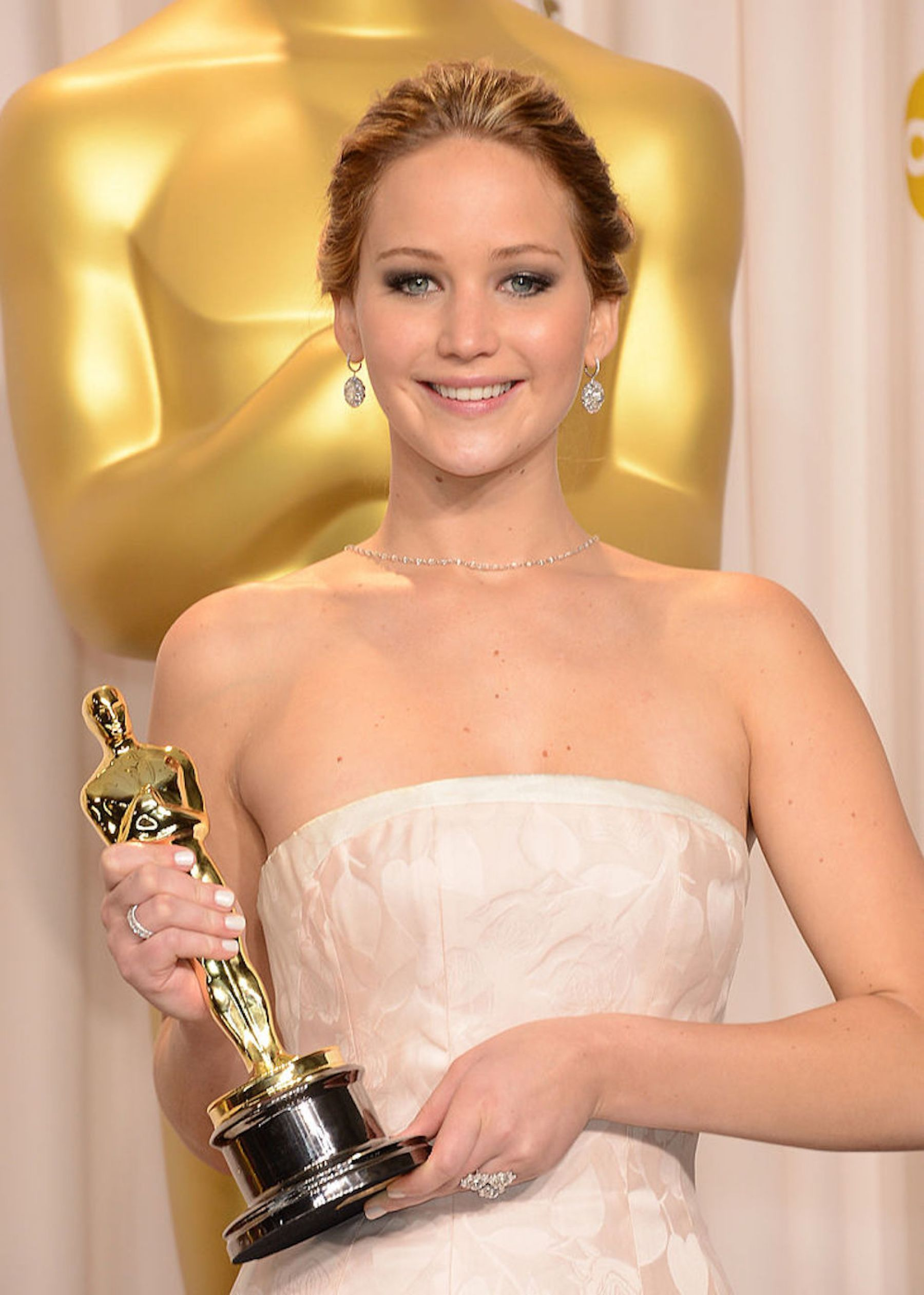 Jennifer Lawrence remembers the embarrassing seconds of winning the Oscar