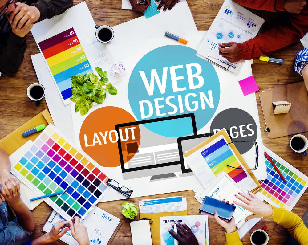 7 Ideas For Web Design Impress Your Clients Business