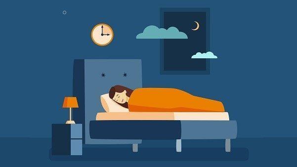 Enhances the sleep quality