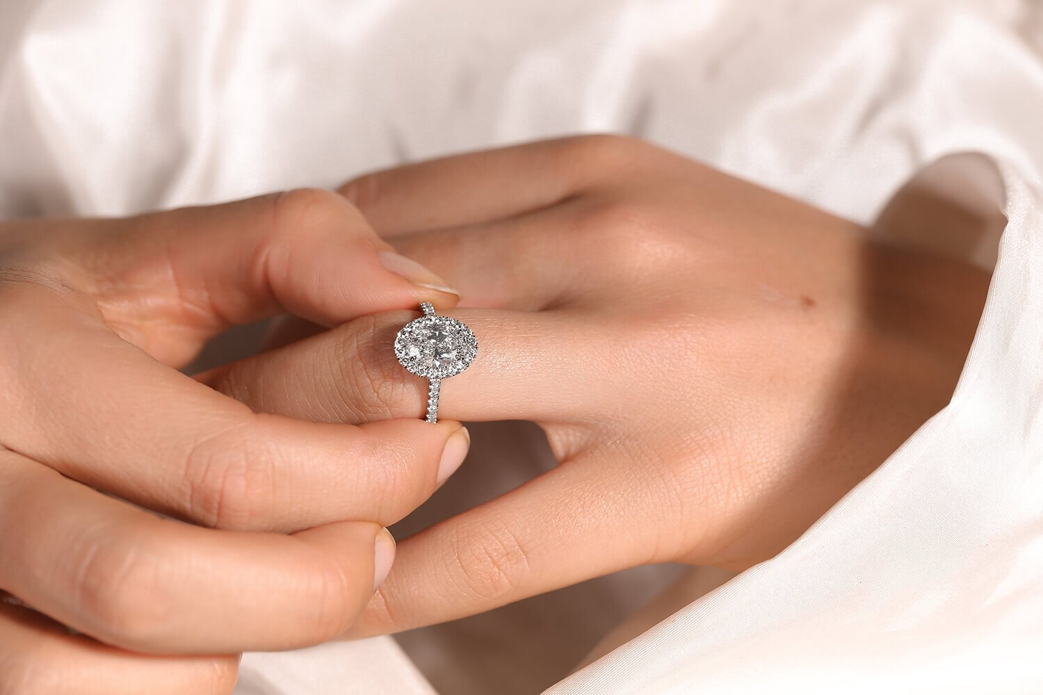 When Choosing a Lab-Grown Diamond Engagement Ring