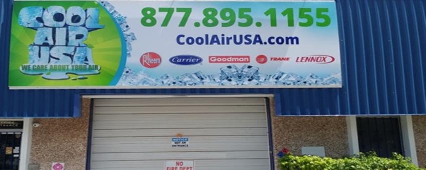 AC repair Coral Springs