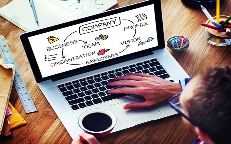 Why does a company need a company profile?
