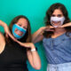 Changing New Normal-Rafi Nova Is Making Clear Masks