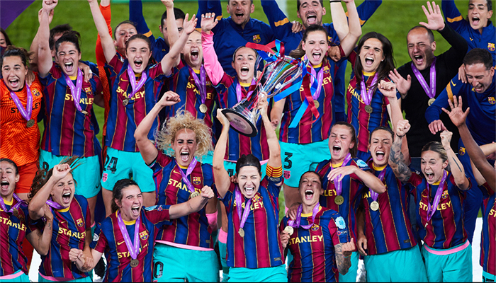 UEFA Women's Champions League Free Streaming from Youtube