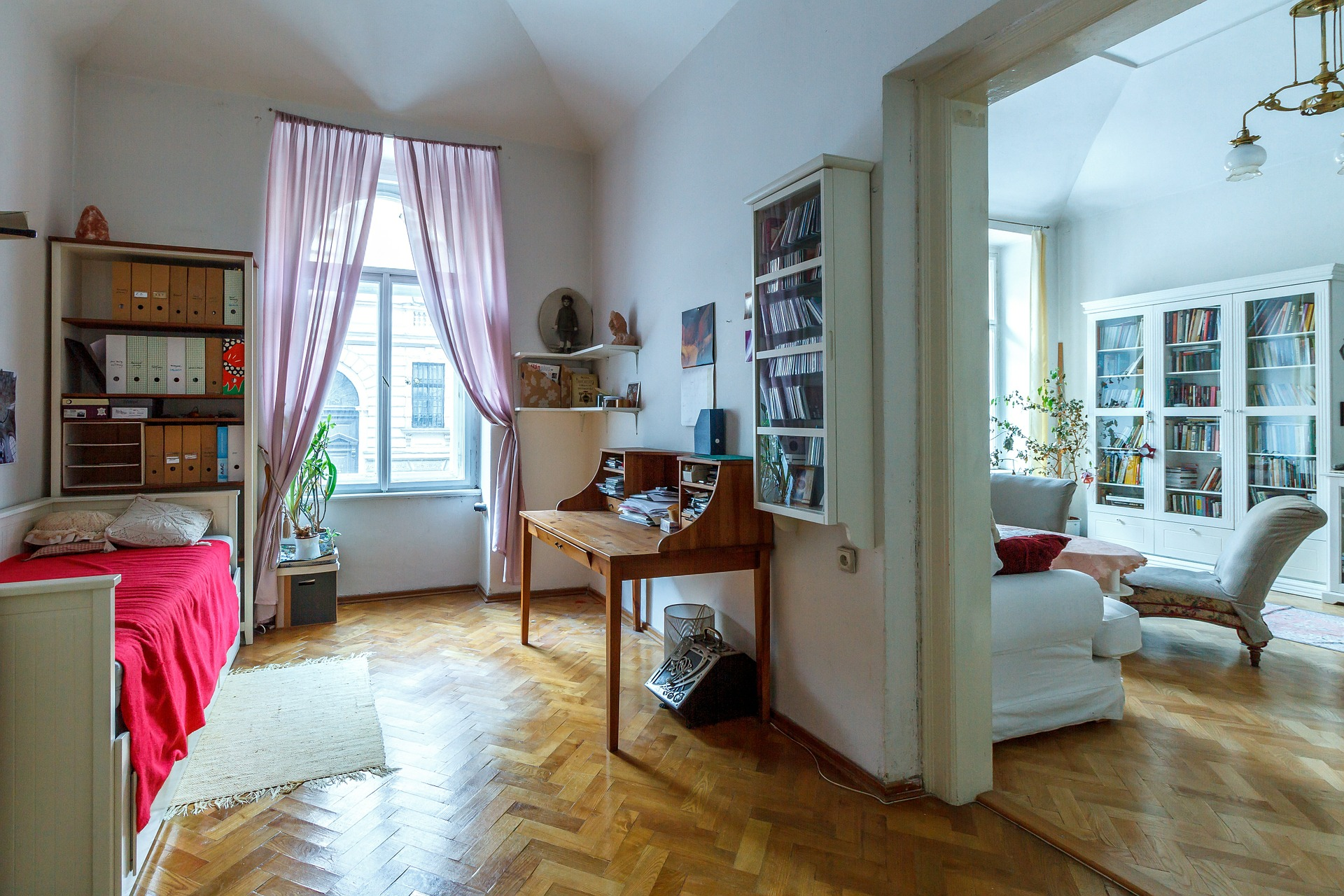 What is a One Bedroom/1.5 Room apartment?