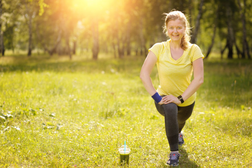 STAY SUMMER SAFE WHEN EXERCISING OUTSIDE