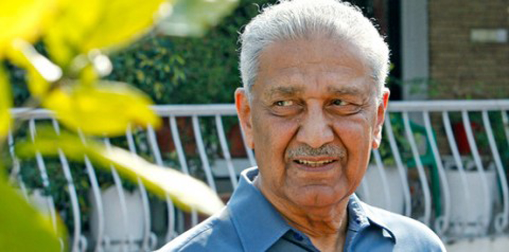 Dr Abdul Qadeer Khan Nuclear scientist passes away at 85 in Islamabad